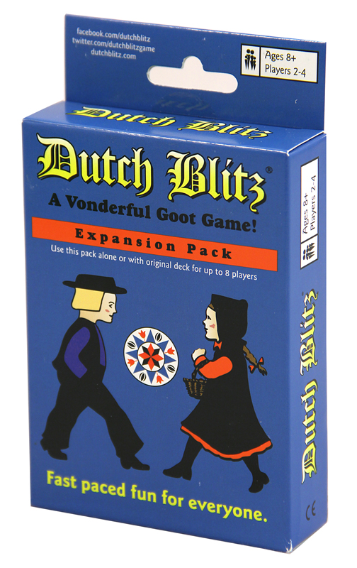 Dutch Blitz (Expansion Pack)