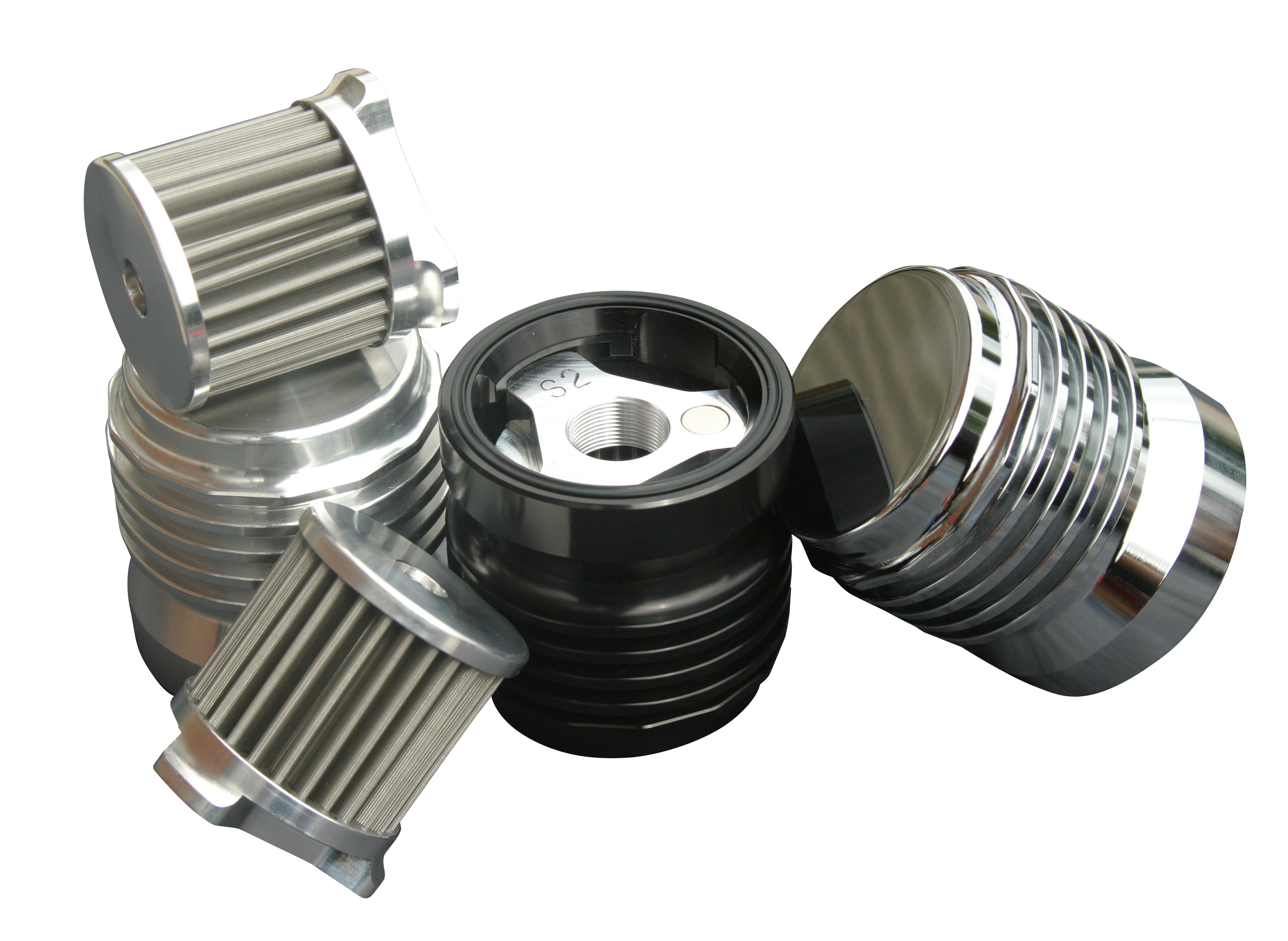 K&P Engineering Oil Filter S44