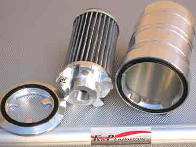 K&P Engineering Oil Filter S41