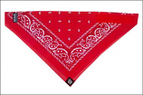 Dust Bandit Paisley Red