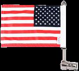 "Round Sissy Bar Flag Mount (9/16"")"
