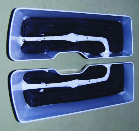 Storage Pouches/Luggage