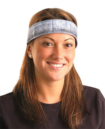 Miracool cooling headband