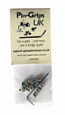 Pin Grips - Packet of 10 (Europe)