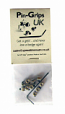 Pin Grips - Packet of 10 (UK)