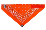 Dust Bandit Paisley Orange